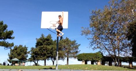 Basketball Climber